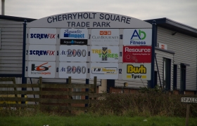 Cherryholt-Square-Trade-Park-Barker-Sign-Services-On-Post-Signs-6